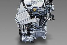 再战小排量 省油有劲的丰田1.2T发动机