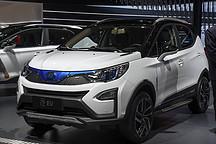 2017上海车展 比亚迪元纯电版静态评测