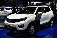 2017上海车展 长安CS15纯电版静态评测