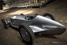 英菲尼迪电动复古概念车竟与聆风采用同样动力系统