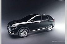 设计一般,续航挺长 威马首款纯电SUV效果图曝光