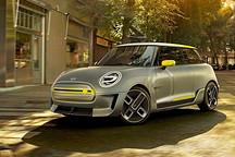 采用纯电动系统 MINI Electric概念车官图发布