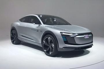 可实现Level 4级的自动驾驶 奥迪Elaine概念车亮相法兰克福车展
