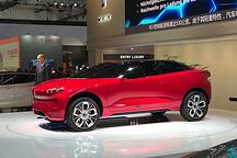 新车配新标 WEY XEV纯电概念车法兰克福车展发布