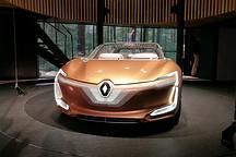 电动化与互联出行方式的探索 雷诺SYMBIOZ概念车发布