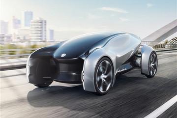 一个方向盘就能掌控一切?捷豹FUTURE-TYPE诠释2040年智能出行新概念!