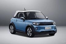 北汽微型纯电动车ARCFOX LITE16日预售 或10月上市