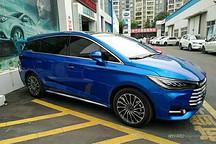 没号买车等明年 比亚迪宋MAX新能源版2018年上市