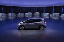 你猜是啥车? 通用9款新能源车轮廓图曝光