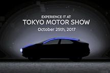 展示智行科技的未来 日产新概念车预告