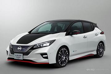来点激情 日产全新LEAF Nismo东京车展正式发布
