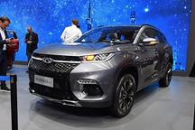 将推出新能源车型 奇瑞公布2018新车规划