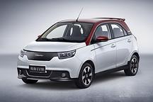 2017广州车展|上市 电咖·EV10售5.98万起