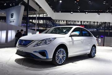 2017广州车展 全新东风风行S50 EV抢先看