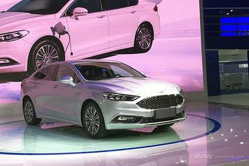 2017广州车展|邦热点 福特蒙迪欧Energi发布
