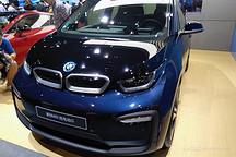 2017广州车展|邦热点 宝马新款i3正式发布