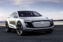 奥迪将在德国生产两款新型电动SUV