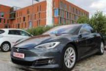 特斯拉Model S超级节能模式创记录:单次充电行驶超过900公里