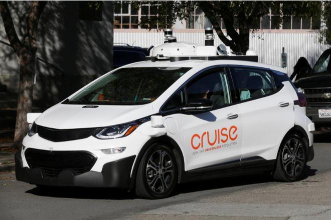 通用2019年计划在美国大规模部署自动驾驶汽车