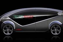 造型设计超前  Fisker 新车渲染图曝光