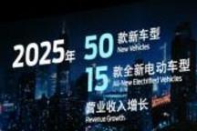福特2025年前将推15款电动车 2019年底全系实现互联