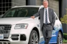德尔福CEO:自动驾驶2018可落地 率先进入出租业