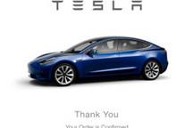即将上路 特斯拉将于下周一向客户交付Model 3