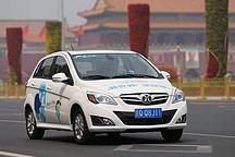 北京超12万人申请新能源车指标 明年指标已透支