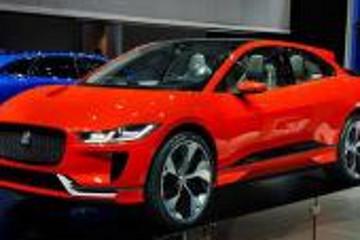 捷豹首款纯电动SUV——I-Pace将于明年亮相