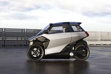 续航达300km PSA 集团推出全新小型混动车来解决城市拥堵难题