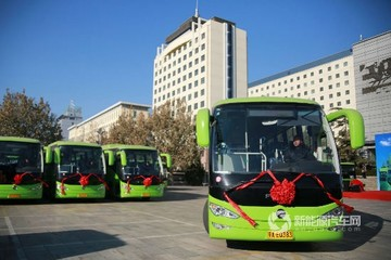 北京:密云区25辆纯电动公交投入运营