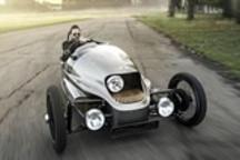 摩根汽车计划推出三轮版纯电动车EV3  预计2018年将上市