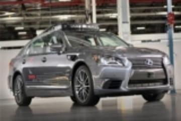 丰田最新自动驾驶车辆曝光:识别半径高达200米
