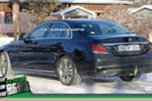 新款奔驰C级增柴油混动版 日内瓦车展亮相
