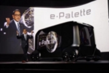 丰田宣布转型移动出行公司 竞争对手锁定苹果谷歌
