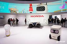 做机器人走火入魔,以后别再说本田是一家汽车公司了!