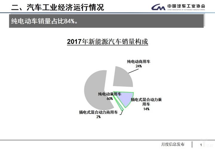 (2017年新能源汽车销量构成)