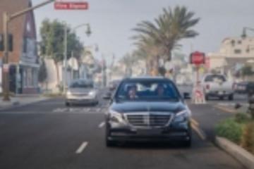 奔驰测试无人驾驶汽车 发现有4个难题不易解决