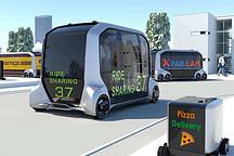 自动驾驶的慢性子牌手:细数丰田的步步为营