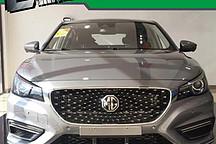 名爵MG6混动版量产实车曝光 有望3月上市