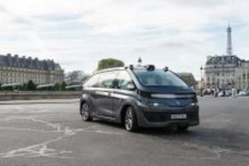 法国造车新势力玩自动驾驶 Navya发布纯电动汽车