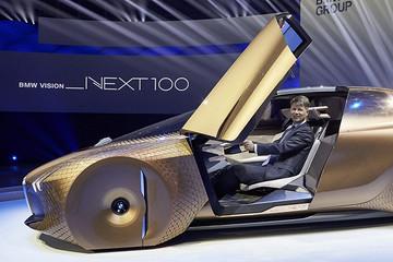 宝马:为了秒杀特斯拉,iNext要在续驶里程上甩开它200公里