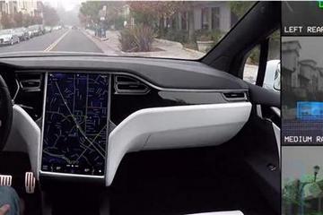特斯拉利用影子模式采集功能数据 承诺自2018年启用完全自动驾驶模式