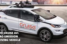 """为了和 Google 拼无人驾驶落地速度,通用发布了一款""""真""""5 座汽车"""