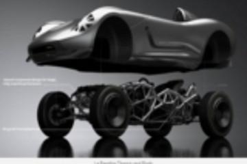 Hackrod利用众筹研发汽车设计软件 旨在提供3D打印定制版车辆