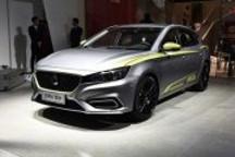 外观动感 名爵6混动版车型将于3月上市