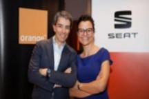 西亚特与Orange合作互联汽车服务 为用户提供数码家居或办公服务