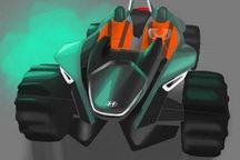 现代KITE纯电动概念车将亮相日内瓦车展