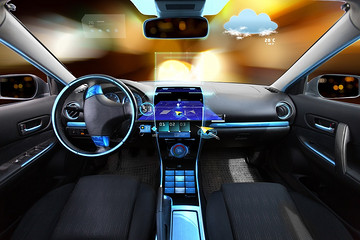 智能汽车成未来方向,将助推我国从汽车大国走向汽车强国