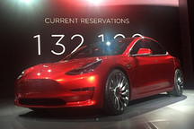 Model 3带旺 特斯拉高端电动车需求不减反增
